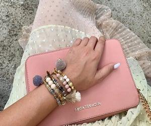 arm candy, bracelet, and jet set bag image
