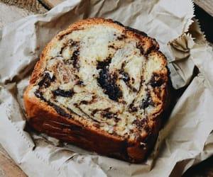 cake and chocolate babka bread image