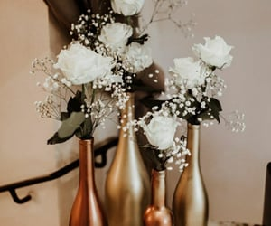 aesthetic, dream wedding, and rose gold image