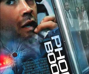 colin farrell, Katie Holmes, and phone booth image