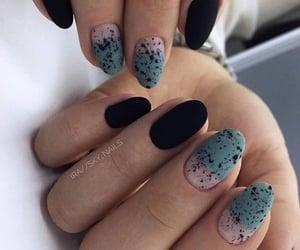 fashion, nails, and nailsart image