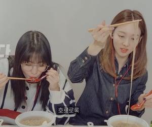food, hirai momo, and kpop image