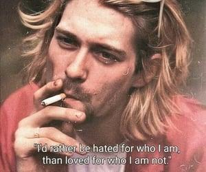 kurt cobain, music, and nirvana image