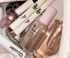 cosmetics, lip gloss, and makeup image