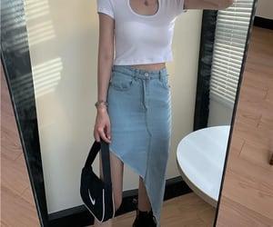style, kfashio, and fashion image