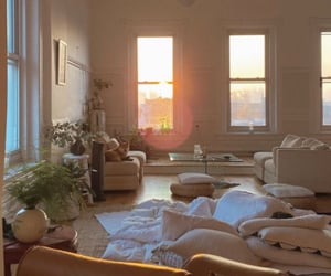 home, living room, and apartment image