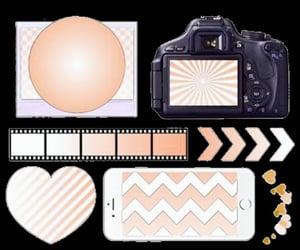 overlay, editing, and pink image