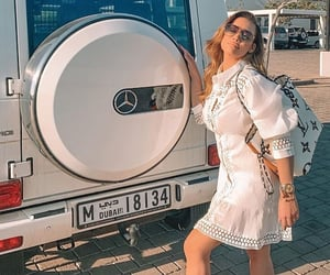 bags, lifestyle, and mercedes image