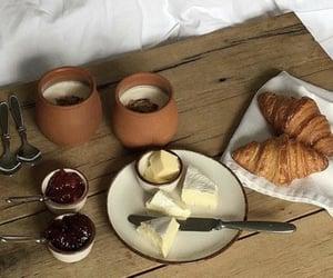 Minimalist breakfast