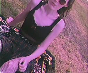 alt girl, alternative, and indie image