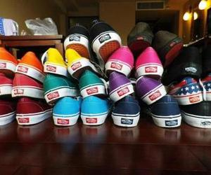 356041c66f9 collection de vans