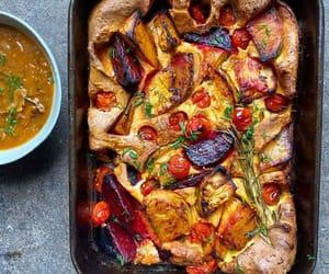 bake, beetroot, and roast image