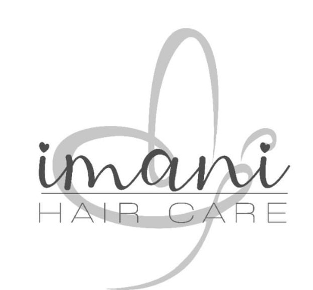article and hair care products ; image