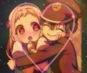anime, hanako, and hanako-kun image