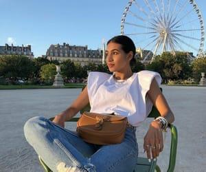 blogger, dior bag, and tony bianco image