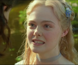 Elle Fanning, 20th century women, and maleficent image