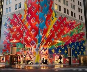 art, city, and luxury image