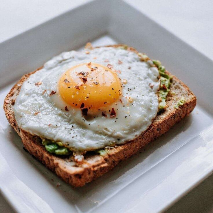 health, avocado, and breakfast image
