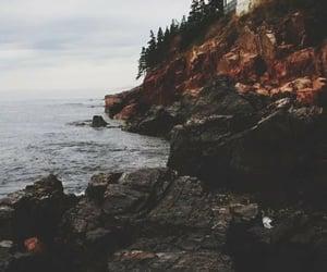 cold, sea, and fog image