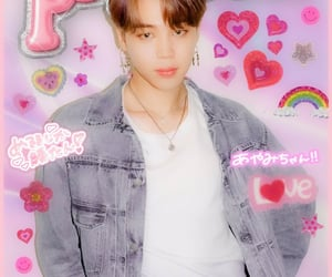 kpop, pink, and bts image