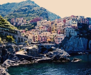 aesthetic, cliff, and destinations image