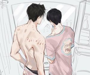 art, Boys Love, and yaoi image