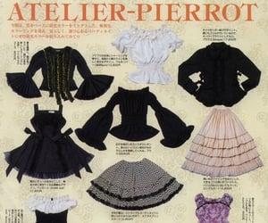 fashion, retro, and theme pics image