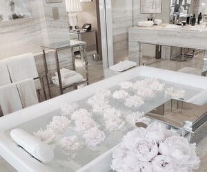flowers, home, and luxury image