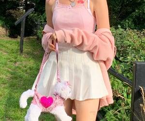 alt, pink, and soft image