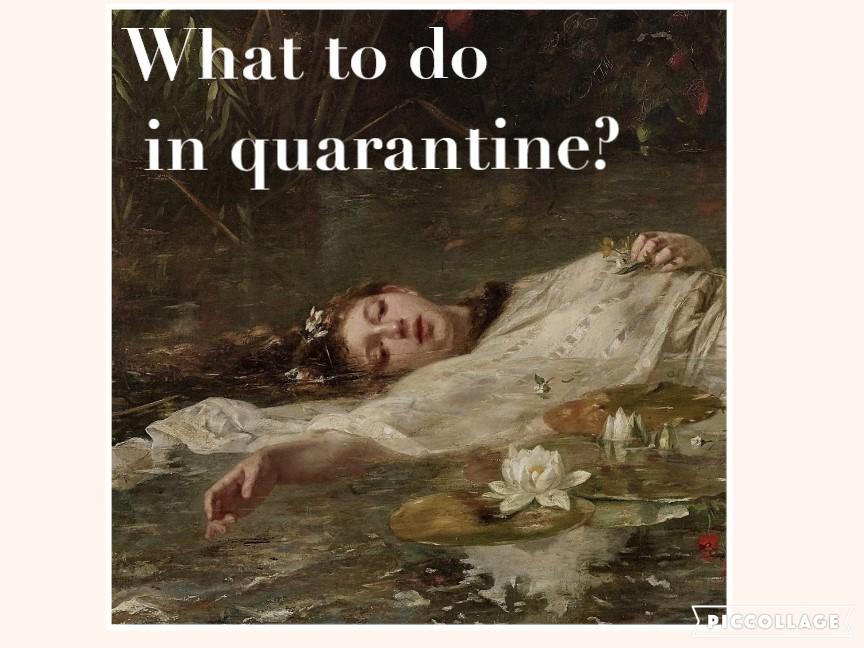 article, quarantine, and tutorial image
