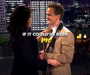 Barney Stinson, edit, and himym image