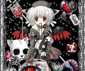 anime, gif, and animegirl image