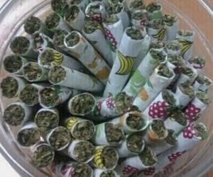 weed, joint, and marijuana image