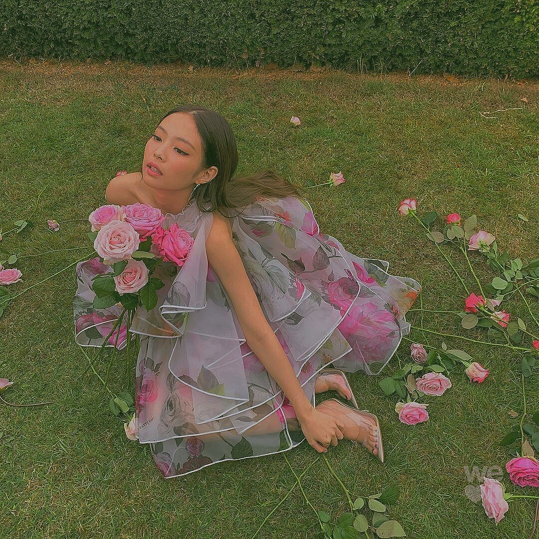 solo, jennie, and blackpink image