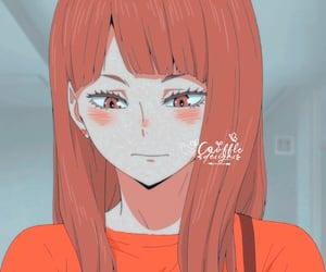 aesthetics, themes, and anime girls image