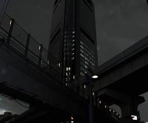 black, aesthetic, and dark image