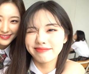 fromis_9, lq, and jiwon image