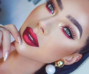 beauty makeup, makeup inspiration, and makeup inspo image