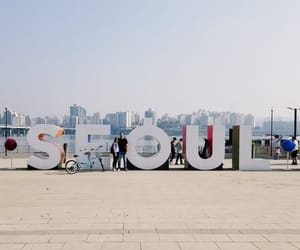 aesthetic, kpop, and seoul image