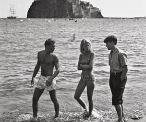 gwyneth paltrow, jude law, and the talented mr ripley image