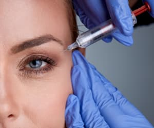 botox, health and wellness, and dermal fillers image