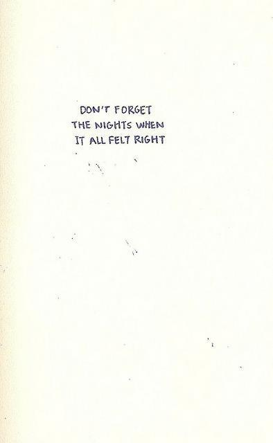 quotes, night, and forget image