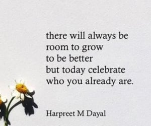 quotes, celebrate, and inspiration image