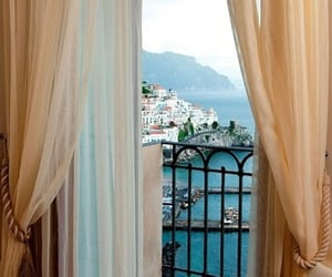 italy, view, and window image