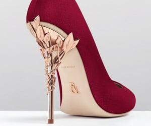 beautiful, shoes, and elegant image