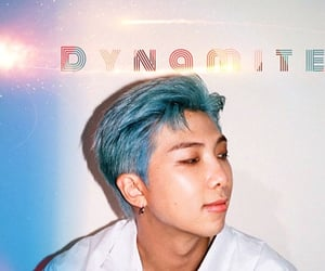 dynamite, rm, and bts image