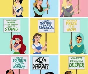 disney, girl power, and justice image