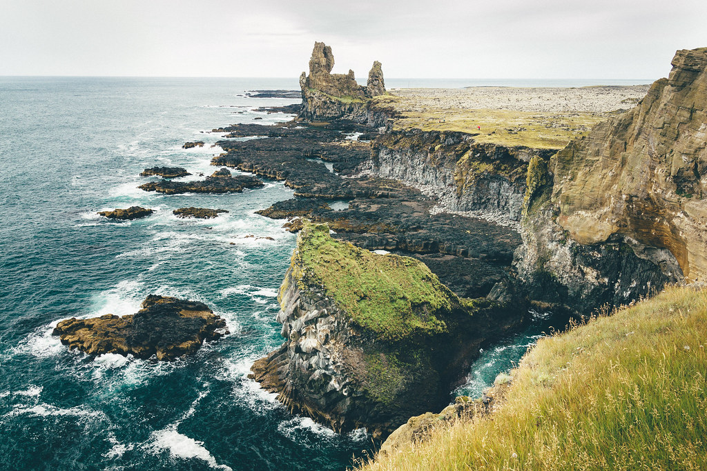 iceland, travel, and snaefellsnes image