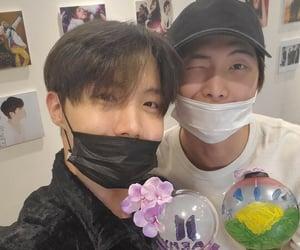 army, rm, and seokjin image