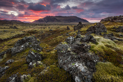 travel, snaefellsnes, and iceland image